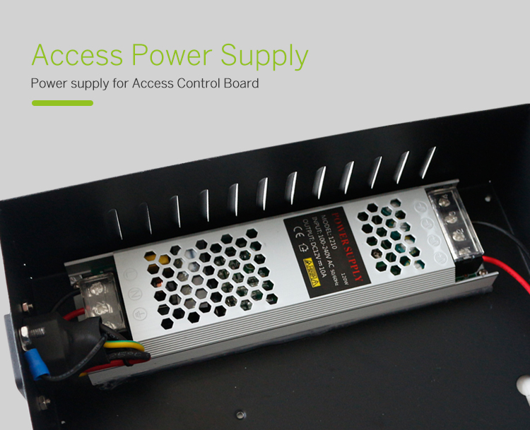 Power supply for Access Control Board